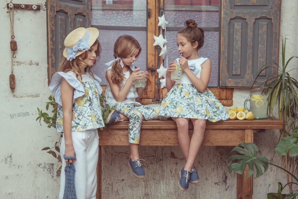 trucos para comprar ropa infantil según la edad